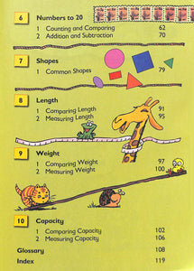 Primary Mathematics Textbook 1A