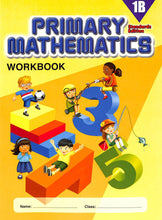 Load image into Gallery viewer, Primary Mathematics Workbook 1B