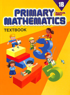 Primary Mathematics Textbook 1B
