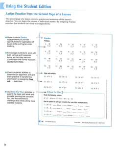 MCP Math A Teacher Manual