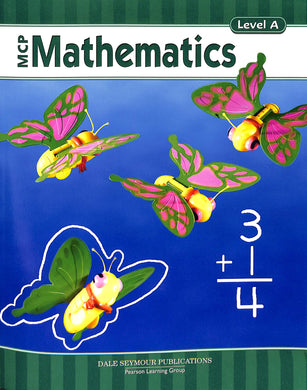 MCP Math Gr 1 Workbook A