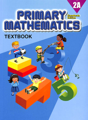 Primary Mathematics Textbook 2A