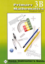 Load image into Gallery viewer, Primary Mathematics Home Instructor's Guide 3B