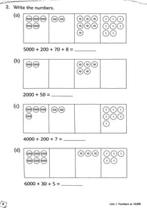 Primary Mathematics Workbook 3A
