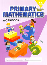 Load image into Gallery viewer, Primary Mathematics Workbook 4A