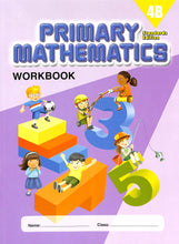 Load image into Gallery viewer, Primary Mathematics Workbook 4B