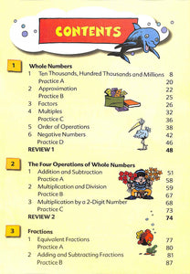 Primary Mathematics Textbook 4A