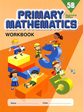 Load image into Gallery viewer, Primary Mathematics Workbook 5B
