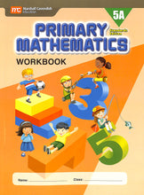Load image into Gallery viewer, Primary Mathematics Workbook 5A