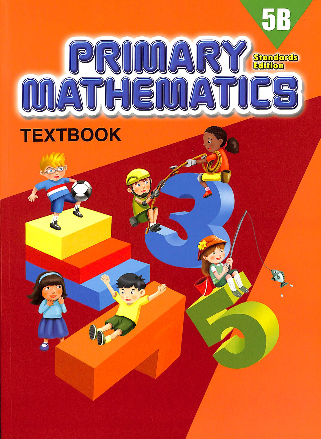 Primary Mathematics Textbook 5B