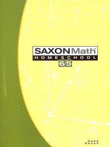 Saxon 76 Home Study Kit