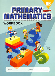 Primary Mathematics Workbook 6B