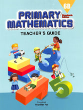 Load image into Gallery viewer, Primary Mathematics Teacher Guide 6B