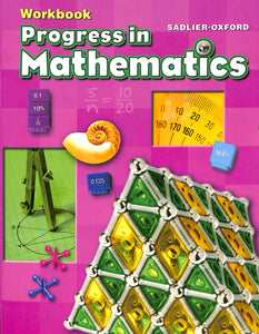 Progress In Mathematics Workbook