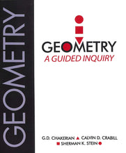 Load image into Gallery viewer, Geometry: A Guided Inquiry Student Textbook
