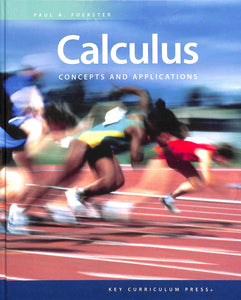 Foerster Calculus: Concepts And Applications Textbook - Gently Used