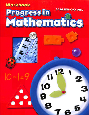 Progress in Mathematics Workbook Grade 1