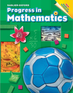 Progress in Mathematics Workbook Grade 3