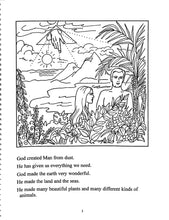 Load image into Gallery viewer, Science and Living in God's World Kindergarten Workbook