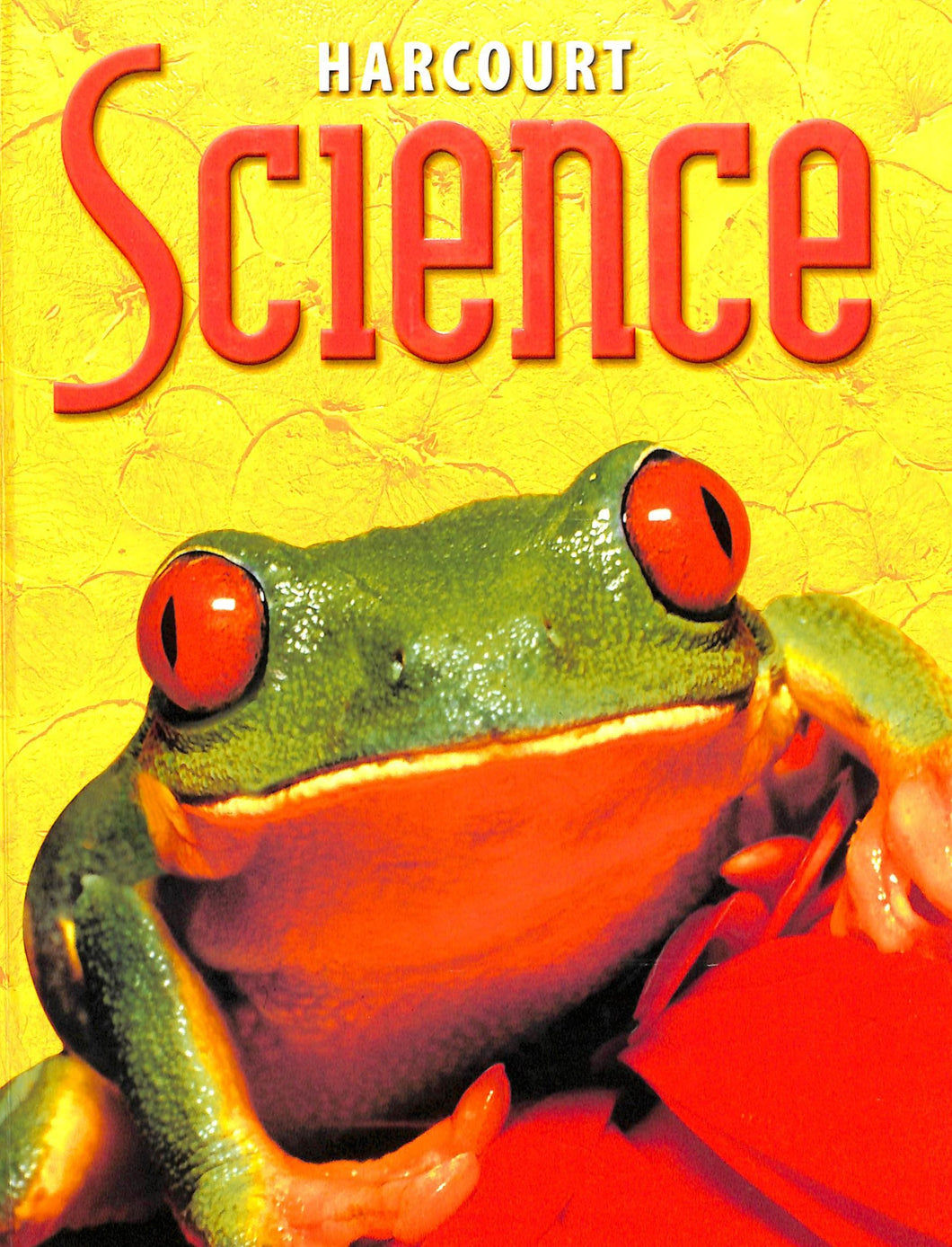 Harcourt Science Grades 1/2 Textbook - Gently Used