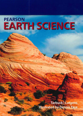 Pearson/Prentice Hall Earth Science Textbook 2017