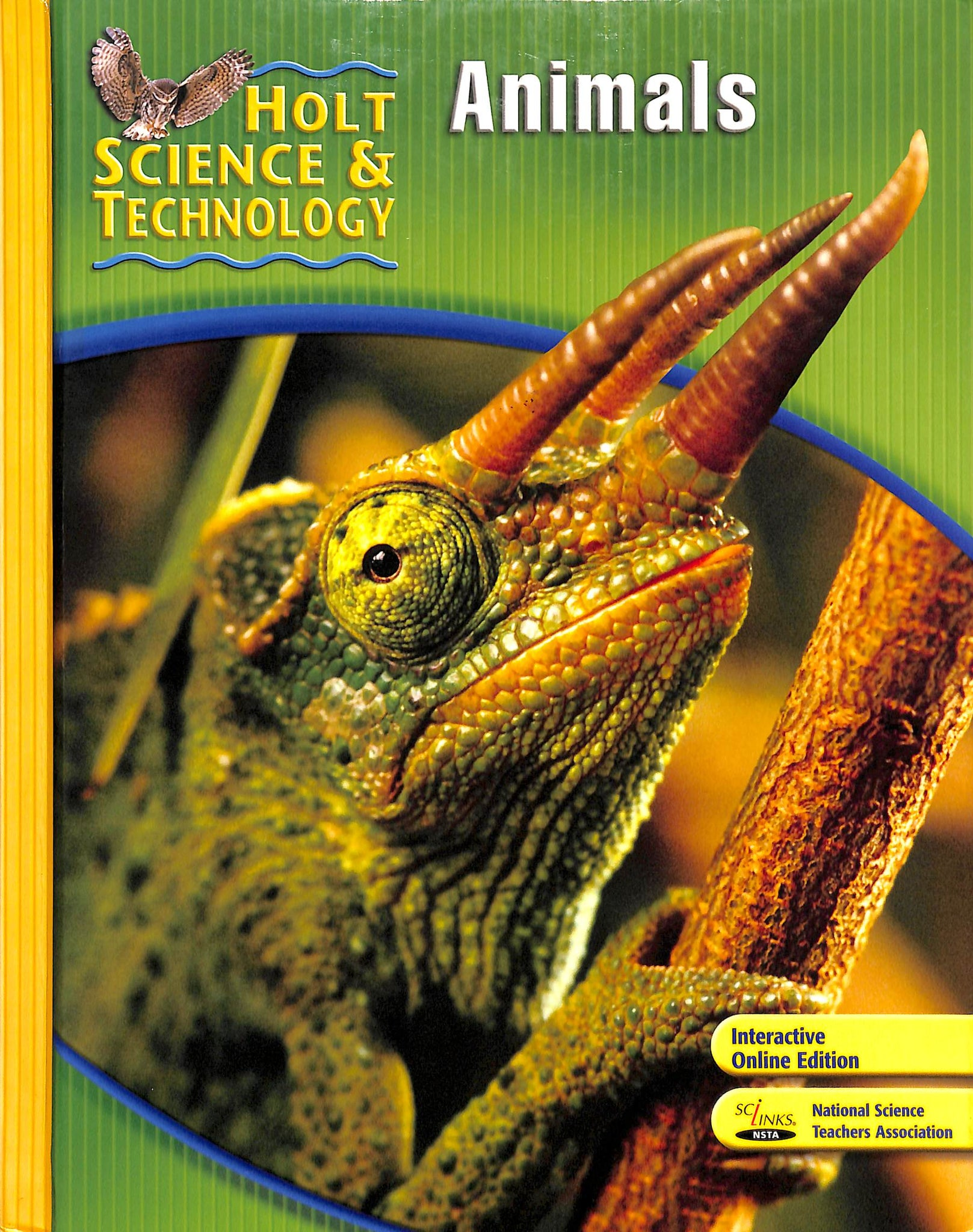 Holt science and technology online textbook