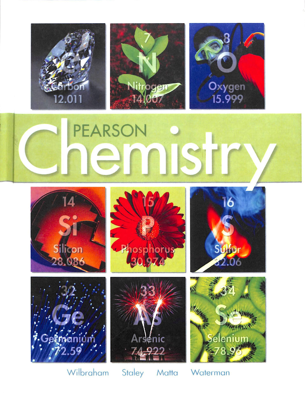 Prentice Hall Chemistry Textbook - Gently Used