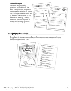 Daily Geography Practice 2 Teacher Manual