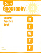 Load image into Gallery viewer, Daily Geography Practice 3 Workbook