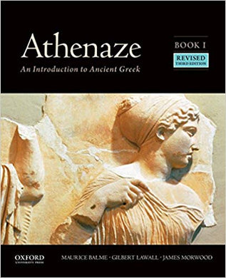 Athenaze, Book I: An Introduction to Ancient Greek 3rd Edition
