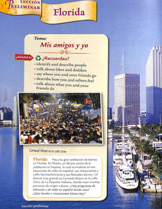 Avancemos! Spanish 2 Textbook- Used