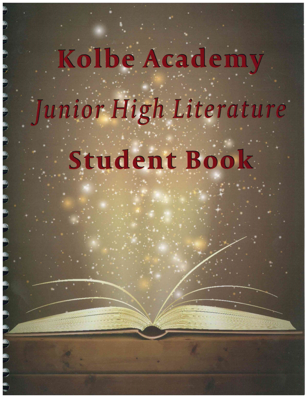 Junior High Literature Workbook Study Guide And Glossary
