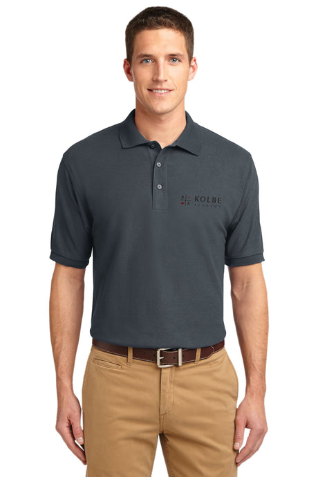 Adult Polo - Steel Grey