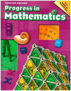 Progress In Mathematics Textbook