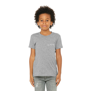 Youth Tee Shirt - Athletic Heather