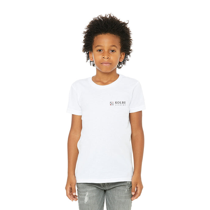 Youth Tee Shirt - White