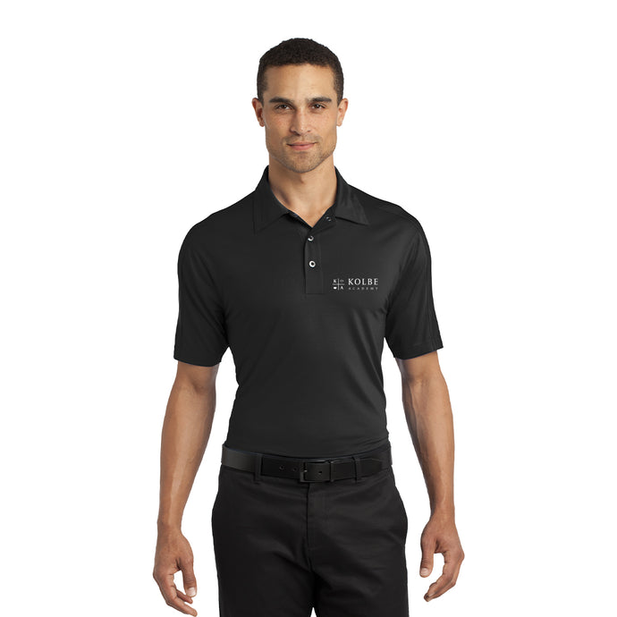 Men's Sport Polo (Ogio Linear Polo) - Blacktop