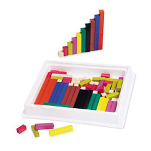 Introductory Set Of Cuisenaire Rods
