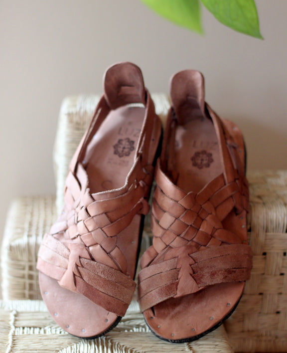 70b346b429cc San Andres Huaraches - Men s – LUZ Collection