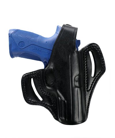 Beretta Px4 Storm 40 SW, 45 ACP, 9 MM Leather OWB 4 BBL Holster - Pusat Holster