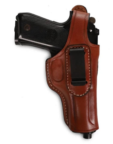 Beretta Series 92 F Leather IWB Holster, Pusat Holster