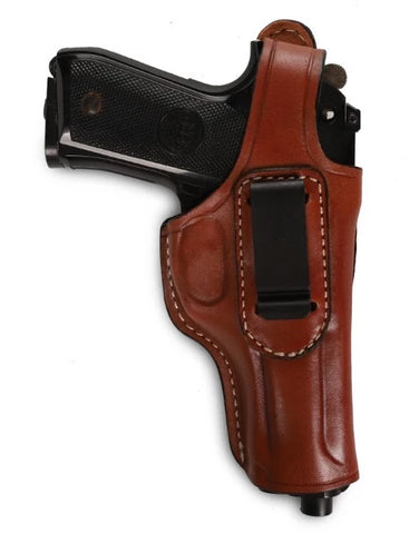 Beretta Series 92 Leather IWB Holster, Pusat Holster