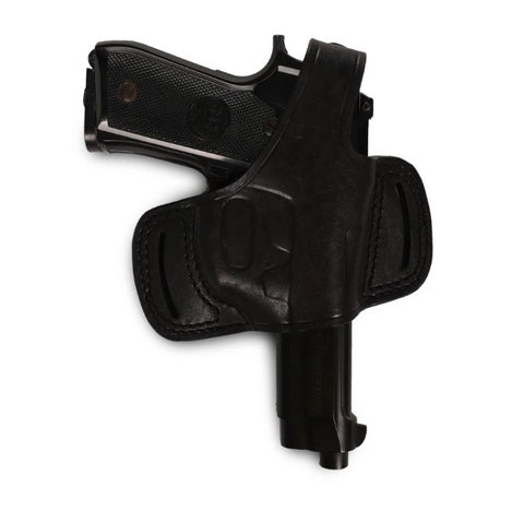 Beretta 92 F Leather Thumb Break Holster - Pusat Holster