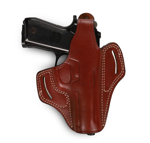 Beretta 92 F Leather OWB Holster, Pusat Holster
