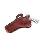 Colt DiamondBack 38 Special Leather OWB 6 BBL Holster - Pusat Holster