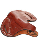 Colt Detective 38 SP Leather OWB 2 Holster, Pusat Holster