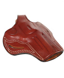 Colt Diamondback 38 Special Leather OWB 4 Holster, Pusat Holster