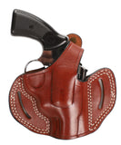 Colt Lawman MK III 357 MAG Leather OWB 2 Holster, Pusat Holster