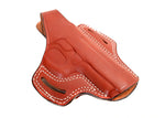 CZ 1911 Leather OWB Holster, Pusat Holster