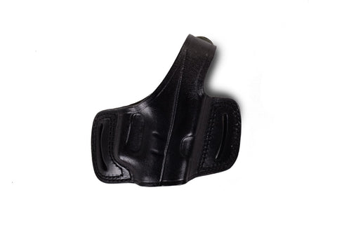 Glock 19 Leather Thumb Break Holster, Pusat Holster